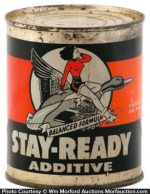 Stay-Ready Additive Tin