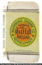 Gold Medal Flour Match Safe