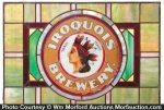 Iroquois Brewery Window