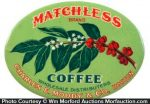 Matchless Coffee Mirror