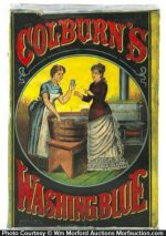 Colburn's Washing Blue Box