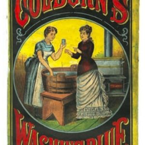 Colburn's Washing Blue Box