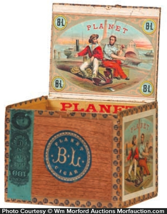 Planet Cigar Box
