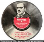 Victrola Pocket Mirror