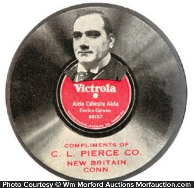 Victrola Pocket Mirror