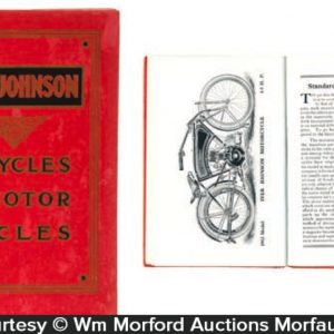 Iver Johnson Bicycles Catalog