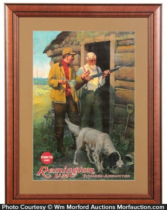 Remington Umc Poster