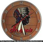 Iroquois Beer Clock