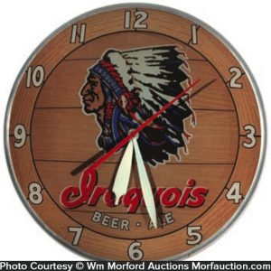 Iroquois Beer Clock