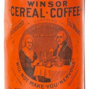 Winsor Cereal Coffee Tin