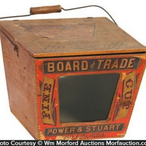 Board Of Trade Tobacco Bucket