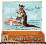 Castille Kangaroo Soap Box