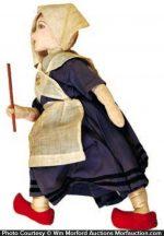 Old Dutch Cleanser Doll