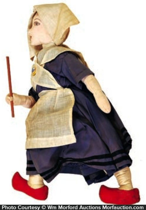 Old Dutch Cleanser Doll