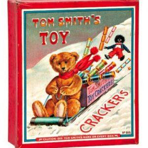 Tom Smith's Toy Crackers Box