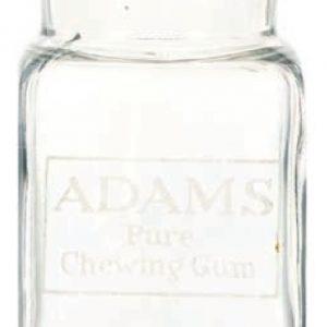 Adams Gum Jar