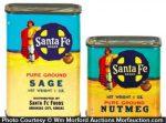 Santa Fe Spice Tins