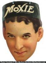 Moxie Man Sign