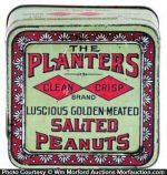 Planters Clean Crisp Can