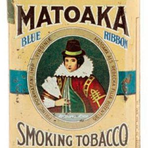 Matoaka Tobacco Tin