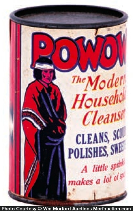 Powow Cleanser Sample Tin