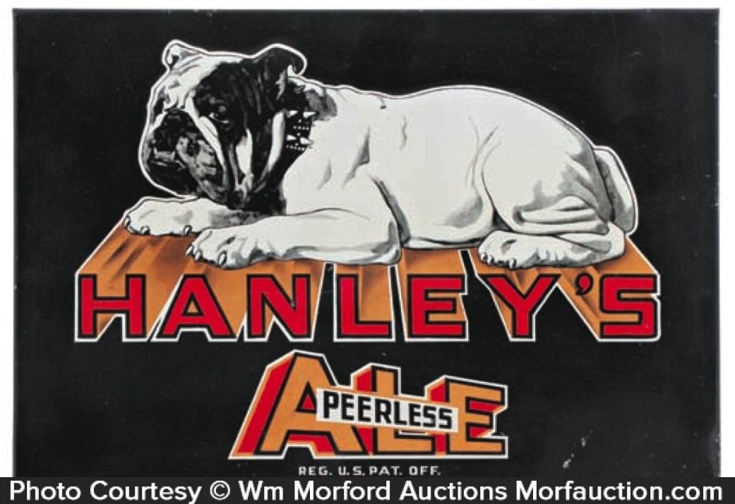 Hanley's Ale Sign