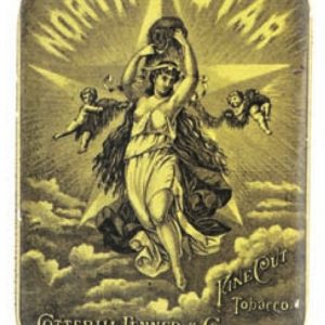 North Star Tobacco Tin