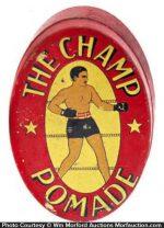 Champ Pomade Tin