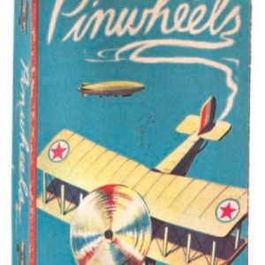 Pinwheels Candy Box