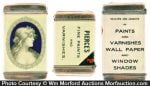 Vintage Paint Match Safes