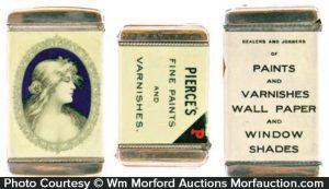 Vintage Paint Match Safes