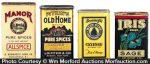 Antique Spice Tins