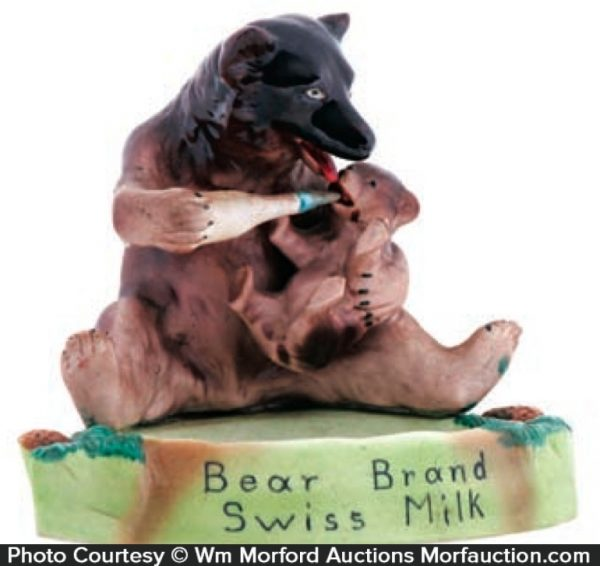 Bear Swiss Milk Bisque