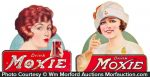 Drink Moxie Signs