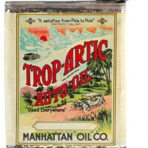 Trop-Artic Oil Can