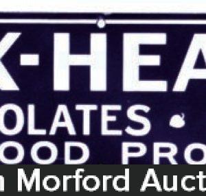 Ox-Heart Chocolates Sign