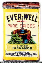 Ever Well Spice Tin