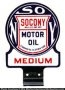 Socony Motor Oil Sign