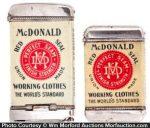 Mcdonald's Perfect Seam Match Safes