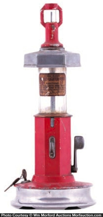 Lighter Fluid Vendor