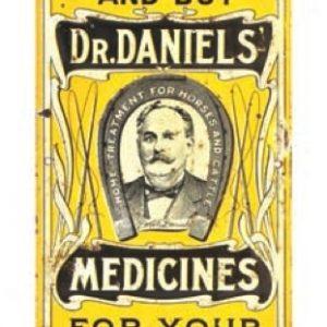Dr. Daniels Door Push