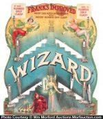 Franks Wizard Cuff Holders Display