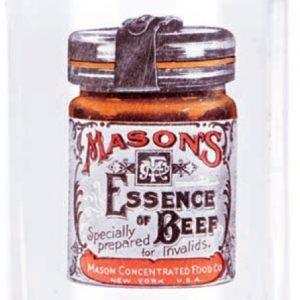 Mason's Beef Paperweight