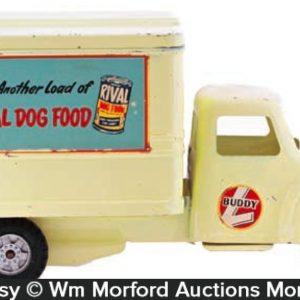 Rival Dog Food Buddy L Truck