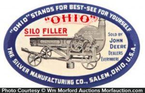Ohio Silo Fillers Mirror