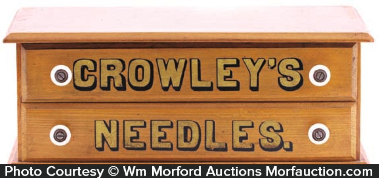 Crowley's Needle Case