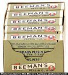 Beeman's Gum Packs