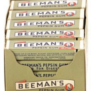 Beeman's Gum Packs