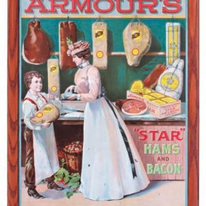 Armour's Star Meats Sign