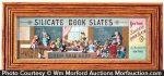 Silicate Book Slates Sign